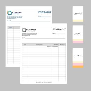 8.5″ x 11″ Business Forms